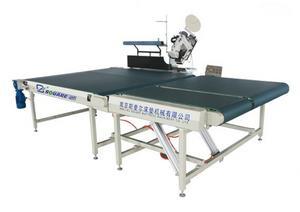 FB5型自動翻轉床墊縫邊機