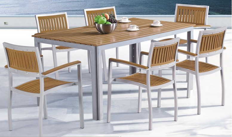 Leisure tables and chairs