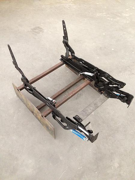1802 Iron Frame