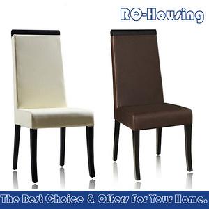高檔餐椅 實木框架工藝酒店餐椅 簡約時尚 中硬坐墊 清理簡單