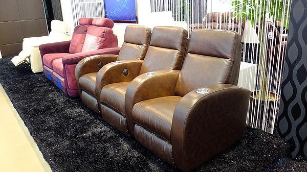 Commerical Public Area Functional Sofa 05