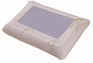 ZA301 凝膠高密度記憶棉海綿枕頭