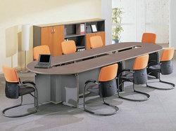 大型會議桌 韓式會議桌 10人位會議桌