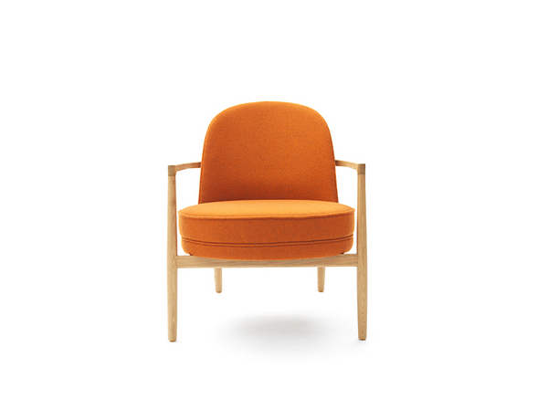 Round Lounge Chair Armchair