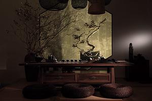 《春秋》茶桌