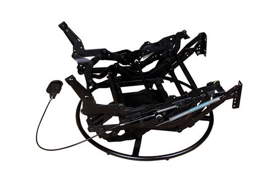 Swivel glider recliner mechanism ZH4181