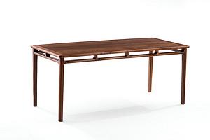 素直長桌 實木餐桌