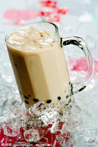 奶茶 MILK TEA