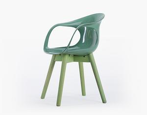 RITA-森林綠 餐椅