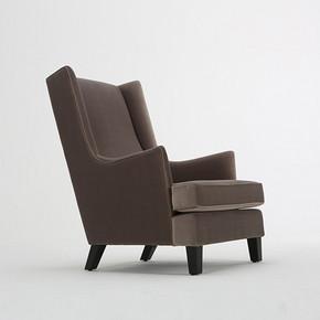 沛德 古典风 Cuzco-单人沙发