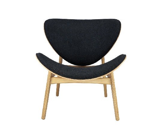 A1 Scandinavian Solid Wood Leisure Chair