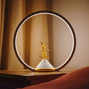 放空生活光景臺燈