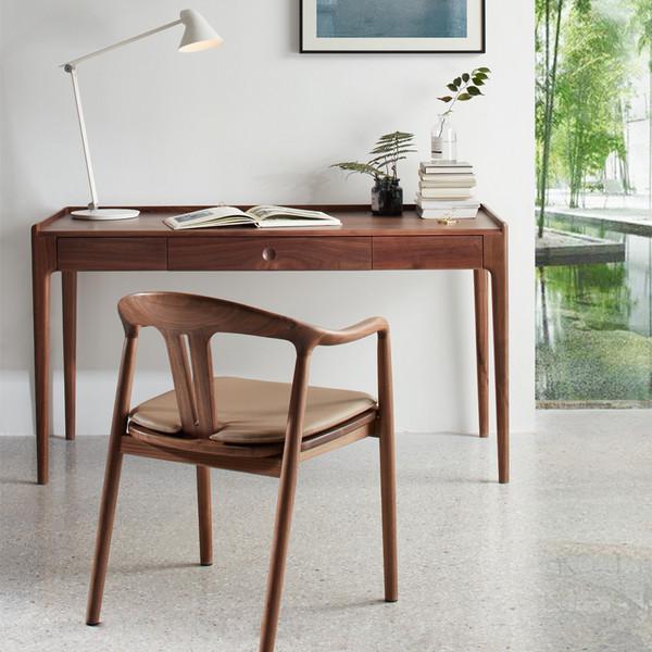 今制 现代中式 悦润实木书桌