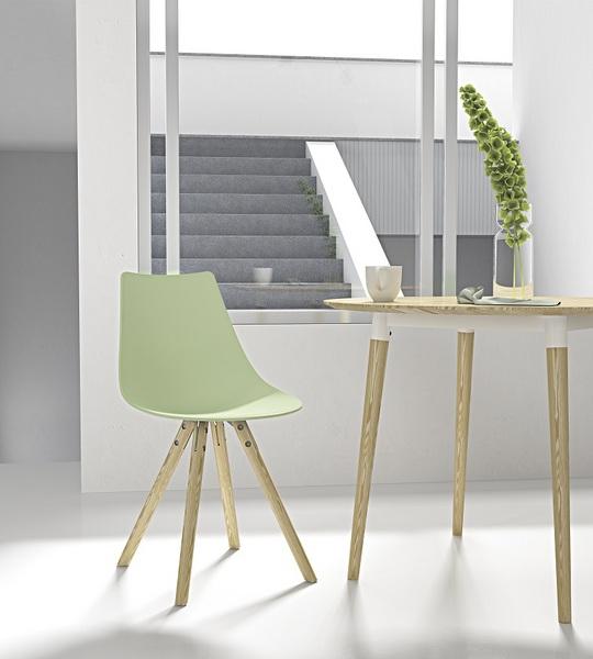 moon chair餐椅
