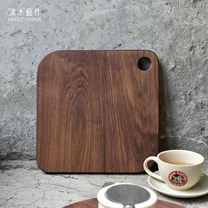 砧板加厚精致實木切菜板搟面板廚房家用粘板菜墩水果案板