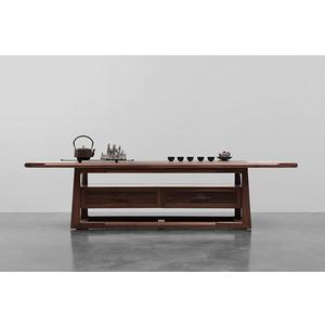 春秋-茶桌