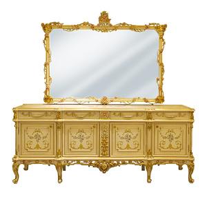 梳妝柜+鏡