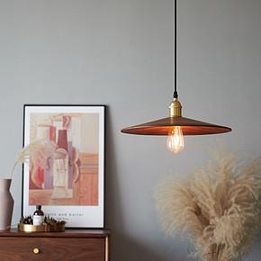 黑胡桃木一盏灯