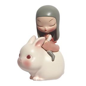 白夜童話-月光兔-Lite-工藝品