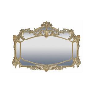 歐仁妮皇后-裝飾-法式古典鏡子