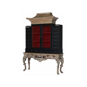 歐仁妮皇后-餐廳-法式古典餐邊柜