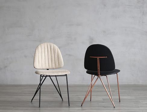 冶致 简约风 椅子MS-C1366-STP
