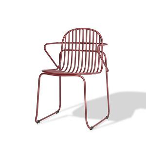 NR02 戶外鐵椅