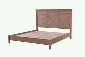 MD11-31-橡木貼皮床
