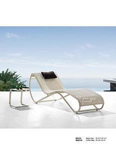 WA1018沙灘床
