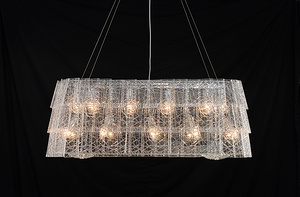 YT60158-20D-鉻色吊燈