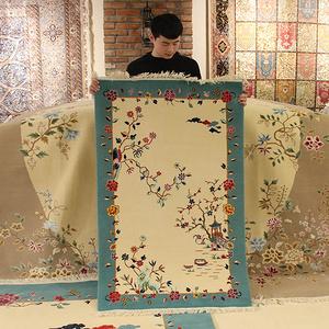 地毯中國風羊毛01