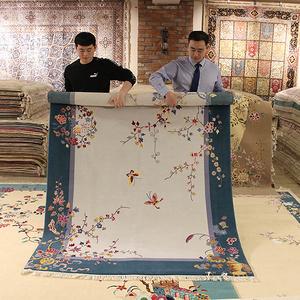 地毯中國風羊毛02