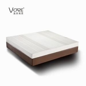 VCARE/溫家雅居斯里蘭卡進口天然乳膠床墊分區貼合承托身體