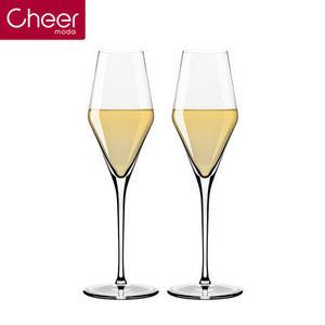 啟爾Flipped系列香檳杯292ml*2支裝