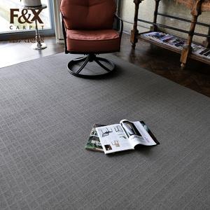 富興地毯客廳茶幾墊臥室床邊榻榻米滿鋪現代簡約可定制圓形北歐風