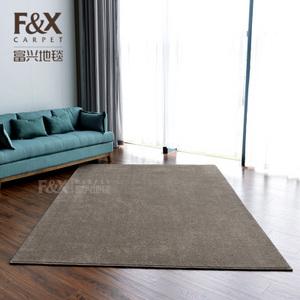 北歐ins風客廳地毯臥室滿鋪定制房間現代簡約房間榻榻米純色