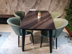 餐桌:B-171 餐椅:MC-124