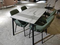 餐桌:B-169 餐椅:MC-159