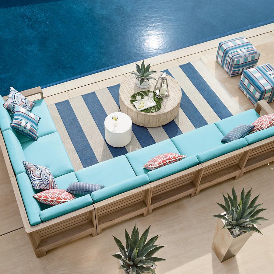 柚木定制沙发