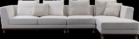 组合沙发CX1804-1-LC3+Z1+RG