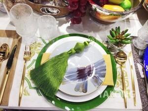 輕奢西餐餐盤 白瓷系列