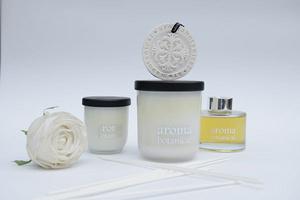 澳洲AROMA BOTANICAL香氛系列 - 玫瑰梔子與佛手柑 1020g