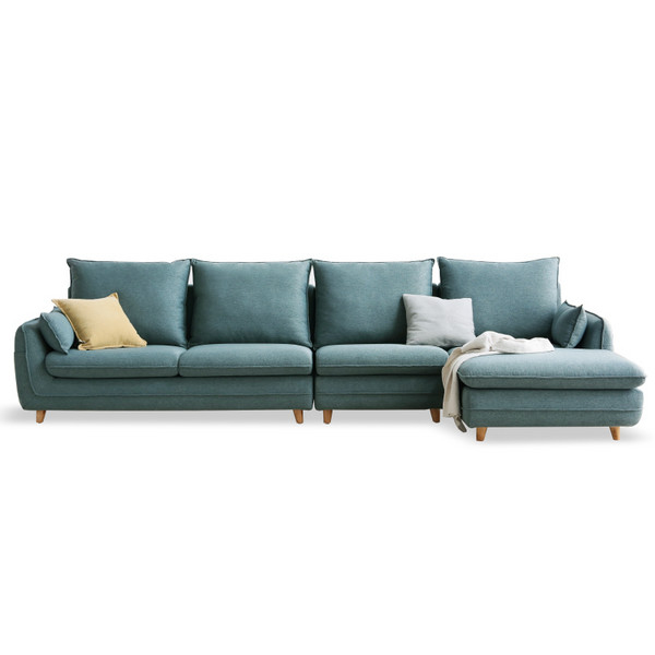 Tangle fabric sofa