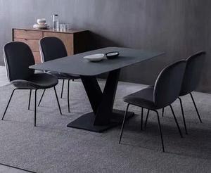 進口巖板餐桌