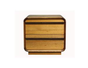 新中式 靈素床頭柜