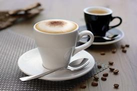 卡布奇诺或美式咖啡套装