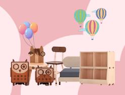 六月采购通精选推荐——童用家具