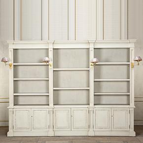 LI-SH15-12-134 書柜 歐式書柜