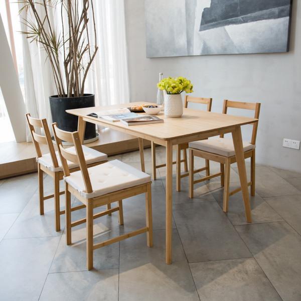 竹家具竹制浴餐厅具竹餐桌椅
