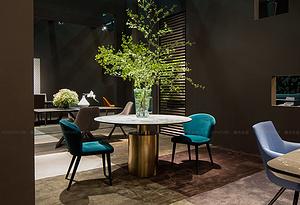 巖板餐桌-凡爾賽宮